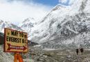 Los cadáveres en las laderas del Everest están quedando expuestos debido al calentamiento global