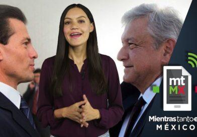 AMLO vs EPN: 100 días de gobierno