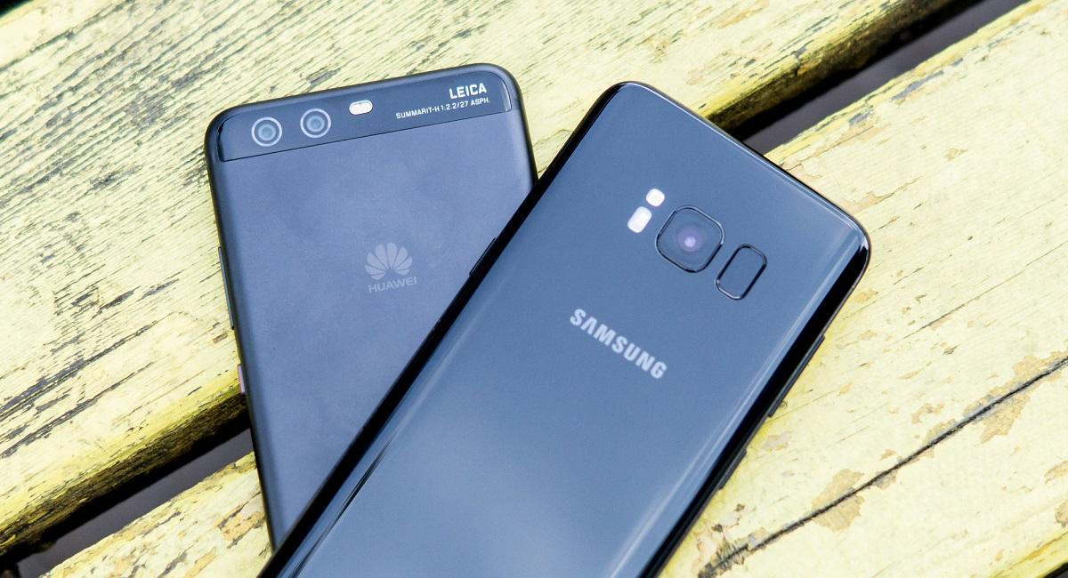 Samsung Cambia Teléfonos Huawei Por Galaxy S10