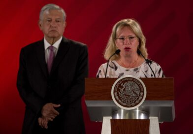Josefa González Blanco, titular de Semarnat, presenta su renuncia a AMLO