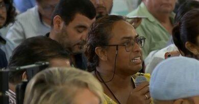 """Reportera confronta a AMLO; """"yo no digo mentiras"""", le responde el presidente"""