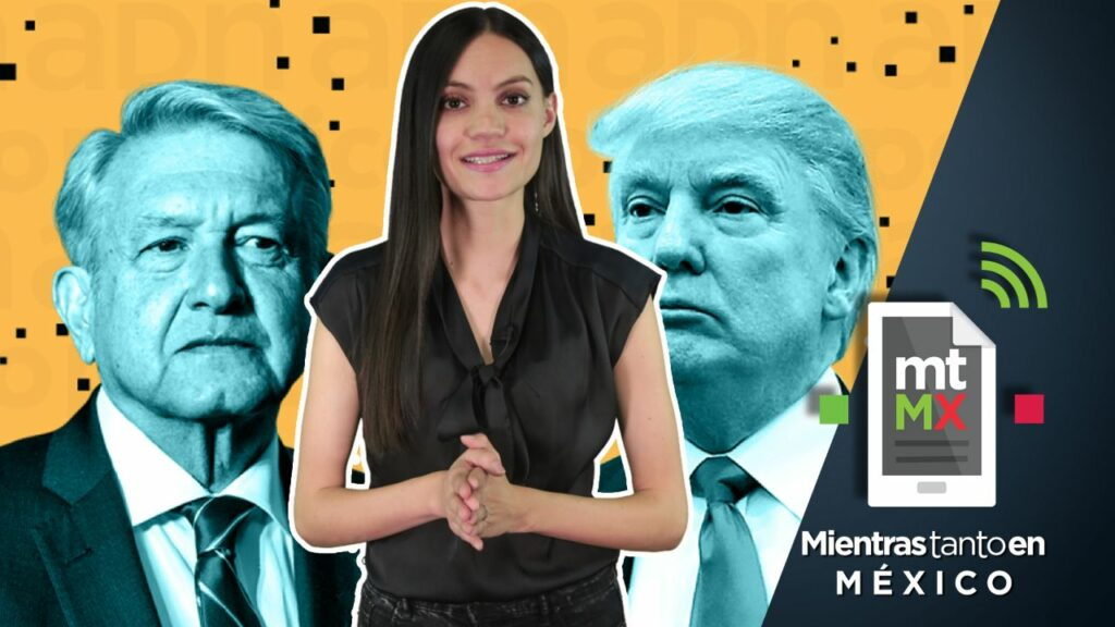 Trump suspende aranceles y México dará asilos a migrantes