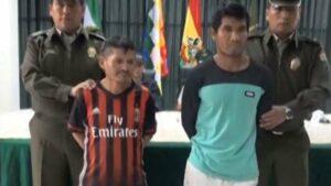 Detienen a cuatro adolescentes y dos adultos que violaron a una niña de 12 años en Bolivia