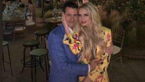 """Peña Nieto """"es el novio más caballeroso que he tenido"""": Tania Ruiz"""