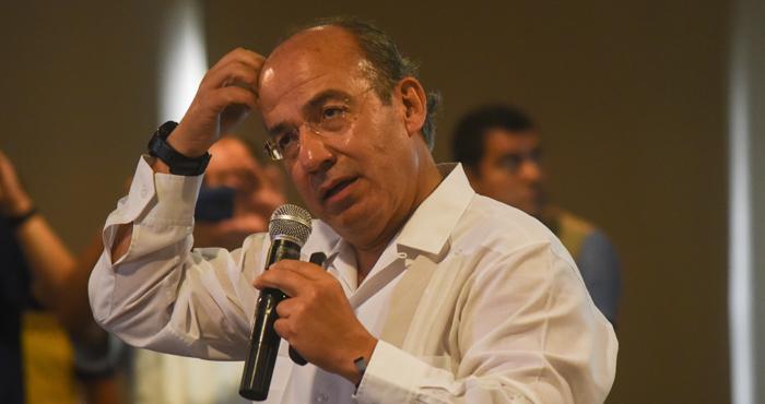 El (anunciado) regreso de Calderón