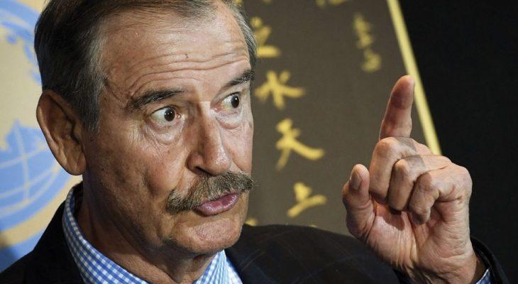 SAT le condonó impuestos a Vicente Fox: Reforma