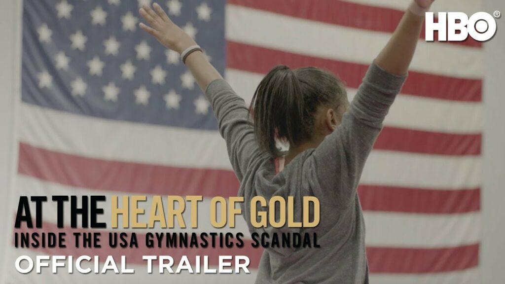 HBO estrenará documental que narra abusos sexuales de Larry Nassar a gimnastas