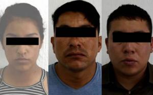 Desarticulan banda de secuestradores integrada por elementos de la Guardia Nacional