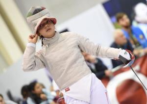Paola Pliego pierde el Campeonato Mundial de Esgrima contra la mexicana Natalia Botello