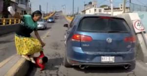 Automovilista atropella a niño y se da a la fuga en Chalco, Edomex