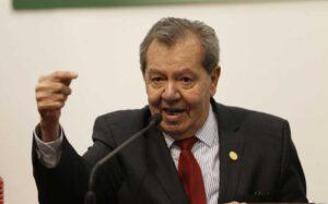 """""""Esperemos que la 4T no vaya a convertirse en un `cuarto trancazo´"""": Muñoz Ledo"""