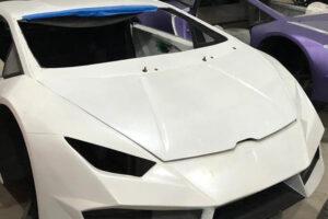 En Brasil desmantelan fábrica falsificadora de autos Ferrari y Lamborghini