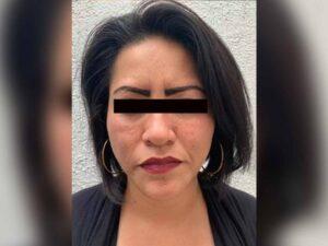Detienen a mujer que asesinó a su novio en Edomex