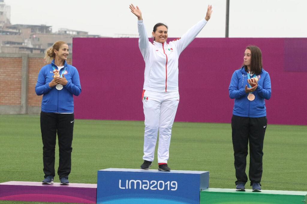 Por primera vez en 64 años, México asegura el tercer lugar del medallero en Panamericanos