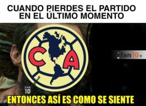 Los memes que dejó la derrota del América ante Tigres en la Leagues Cup