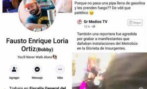 Presunto funcionario de Yucatán sugiere incendiar a mujeres manifestantes