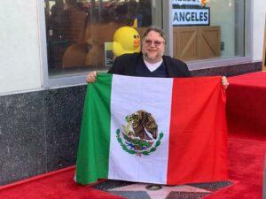 """""""¡Soy mexicano y soy migrante!"""", dice Guillermo Del Toro en develación de su estrella en Hollywood"""