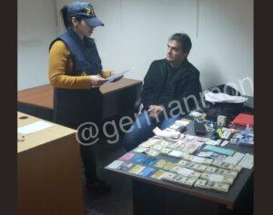 Detienen en Argentina al empresario Carlos Ahumada, acusado de defraudación fiscal