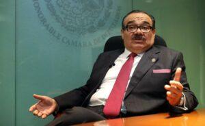 PRI podría cambiar de nombre y colores, dice el senador Ramírez Marín