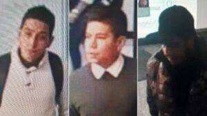 Presuntos asaltantes de la Casa de Moneda fueron delatados por sus familiares