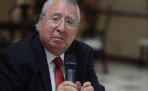 Alberto Barranco, el periodista que será embajador de México ante El Vaticano