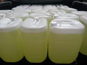 Ingerir cloro para curar enfermedades puede ser mortal, advierte la FDA
