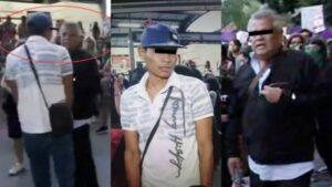 """Identifican en redes sociales a """"El Chupas"""", agresor del reportero de ADN40"""