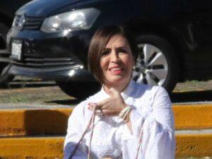 Juez concede suspensión provisional a Rosario Robles para evitar que sea detenida