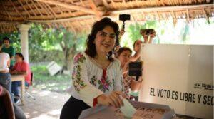 Ivonne Ortega denuncia compra de votos y embarazo de urnas por parte del PRI