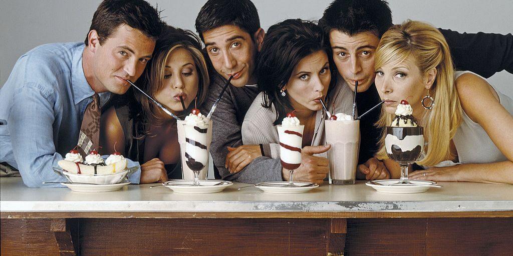 Empresa ofrece 20 mil pesos por ver toda la serie Friends de corrido