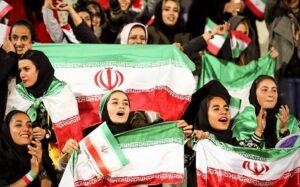 Irán autoriza que las mujeres puedan asistir a los partidos de fútbol del Mundial Qatar 2022