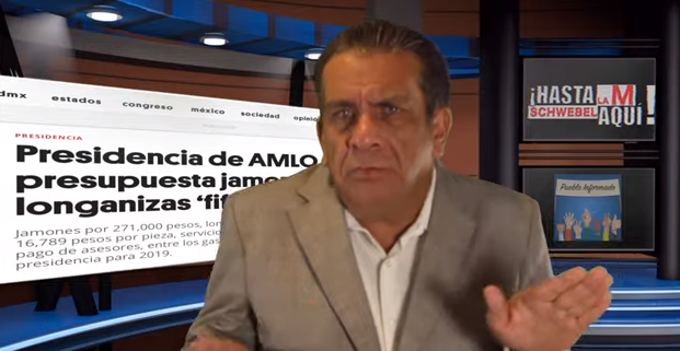 "El documento de la #LONGANIZAGATE no es ""fake news"""