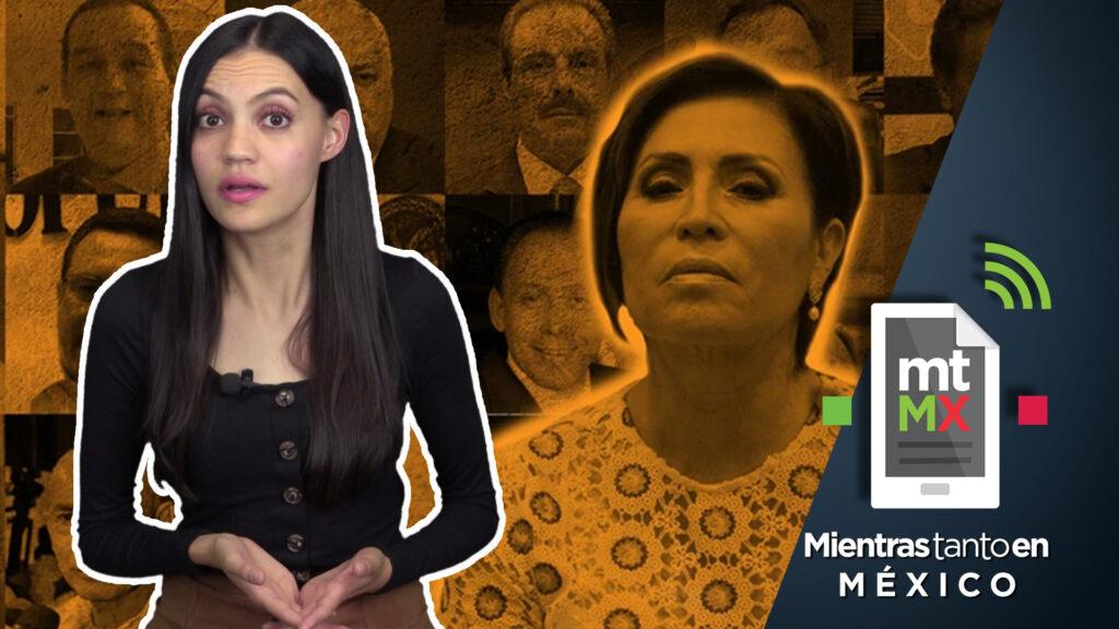 Rosario ingresa a la cárcel; juez ordena investigar a EPN y Meade