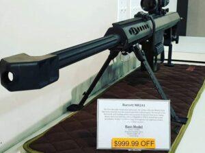 """Tienda de armas en Texas causa polémica por ofrecer descuentos para el """"regreso a clases"""""""
