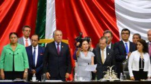 La panista Laura Rojas es la nueva presidenta de la Cámara de Diputados