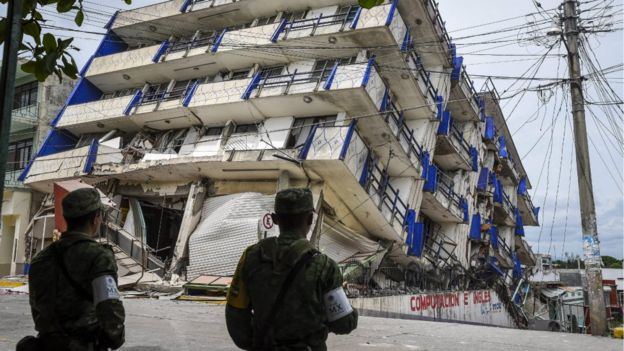 Más de 400 inmuebles podrían colapsar en la CDMX con un sismo de magnitud 8