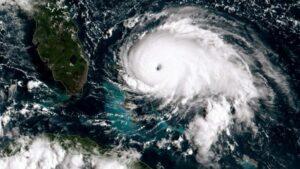 Huracán Dorian azota las Bahamas (VIDEOS)