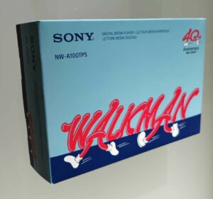 Sony lanzará una edición especial de Walkman