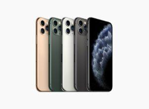 Esto costarán en México los nuevos modelos de iPhone 11 y iPhone 11 Pro