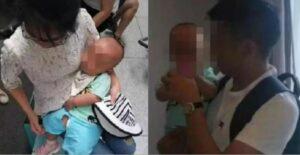 Detienen a pareja china que vendió a sus hijos para pagar deudas y comprar un celular