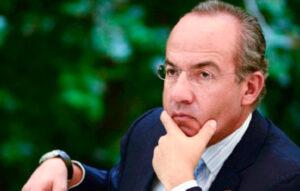 """AMLO parece """"niño chiquito"""" por poner apodos: Felipe Calderón"""