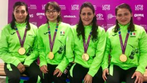 México rompe récord al ganar 51 oros en los Juegos Parapanamericanos