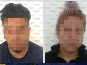 Detienen a presuntos asesinos de una joven que fue quemada en SLP