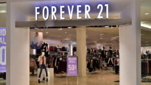 Forever 21 se declarará en quiebra este 15 de septiembre