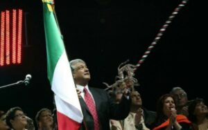4 veces en las que AMLO ha dado el grito de Independencia