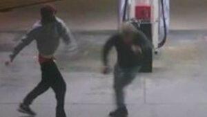 Hombre golpea a un ladrón con un frasco de café para evitar que le quitara su auto