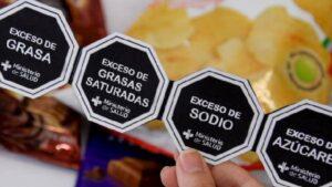 Nuevo etiquetado de alimentos tendrá advertencias