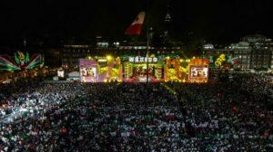 AMLO dará 20 ¡vivas! durante el Grito de Independencia