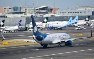 SCJN avala ley para multar a aerolíneas que incumplan