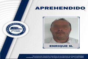 Detienen en Puebla a profesor que violó a un alumno de bachillerato